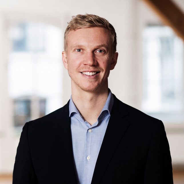 Christian Kirk Rasmussen - COO & Co-Founder