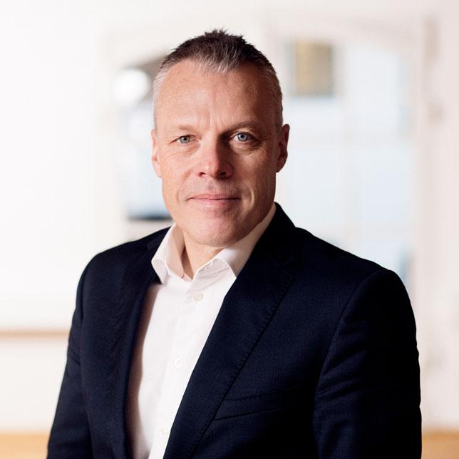 Flemming Pedersen - CFO