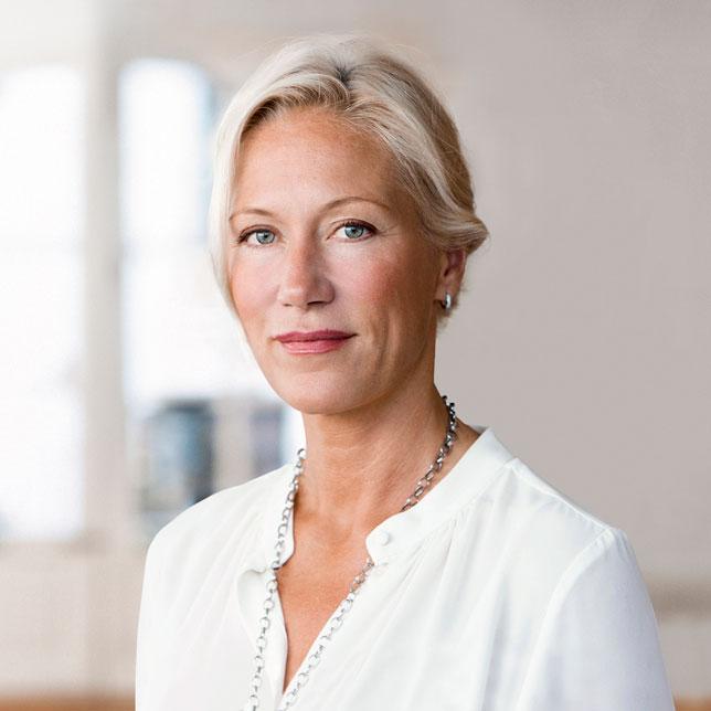 Petra von Rohr - Board Member