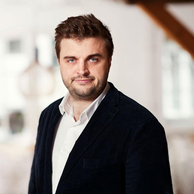 Marc Frank Pedersen - VP of Business Development & Sales